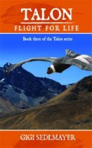 Talon Flight for Life cover website