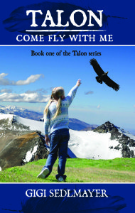 TALON, COME FLY WITH ME-1 front cover copy